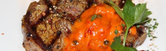 Argentinische Steaks vom Grill